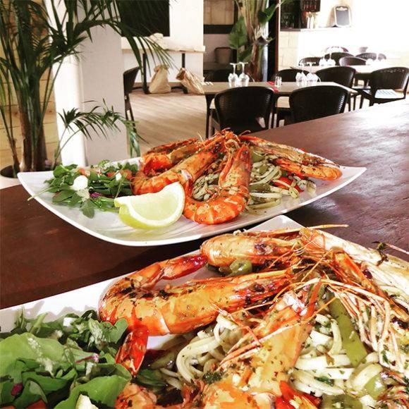 Le Restaurant - L'Escale - Restaurant Niolon